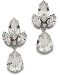 Jenny Packham - Palazzo Ii Earrings - Lyst
