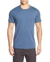 Prana - Slim Fit Crewneck T-shirt - Lyst