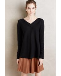 Knitted & Knotted - Double-v Pullover - Lyst