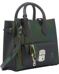 Balenciaga Padlock Mini Afternoon Tote - Lyst