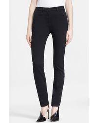 T By Alexander Wang Women'S Stretch Sateen Jeans - Lyst