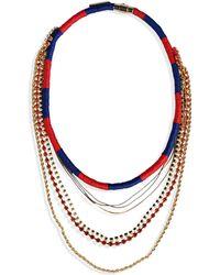 Venessa Arizaga Necklace - Lyst