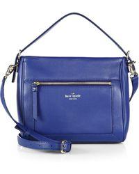 Kate Spade Small Harris Shoulder Bag - Lyst