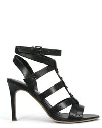 Elie Tahari - Strappy Sandals - Ipanema Caged High Heel - Lyst