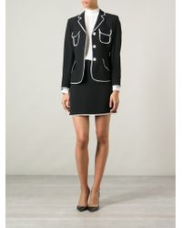 Moschino - Skirt and Jacket Suit - Lyst