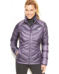 The North Face Aconcagua Down Puffer Jacket - Lyst