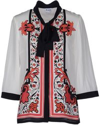 Alice By Temperley Shirt with 34length Sleeves - Lyst