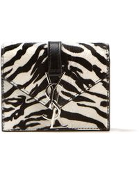 Saint Laurent Nano Pony Bag - Lyst
