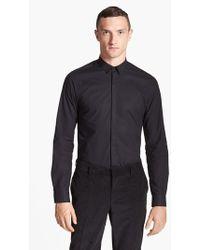 The Kooples Slim Fit Dress Shirt - Lyst