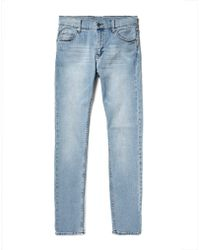 Cheap Monday Tight Jeans In Skinny Fit Stonewash - Lyst