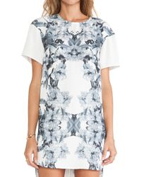 Finders Keepers Walk The Line Dress - Lyst