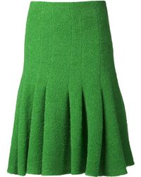 Thakoon - Pleated Skirt - Lyst