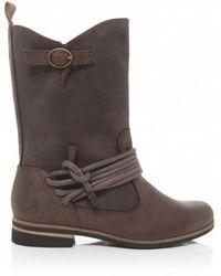 J SHOES Victoria Mid Calf Boots - Lyst
