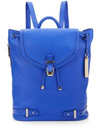 Vince Camuto Robyn Leather Backpack - Lyst