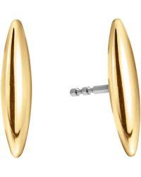 Michael Kors Gold-Tone Matchstick Earrings gold - Lyst