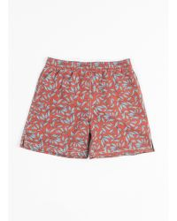 Billy Reid Swim Short - Lyst