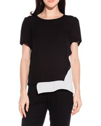Veronica Beard Layered Top - Lyst
