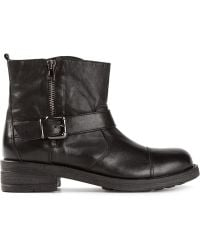 P.a.r.o.s.h. Happy Biker Boots - Lyst