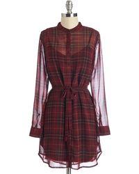 Jack Bb Dakota Good To Go All Out Dress - Lyst