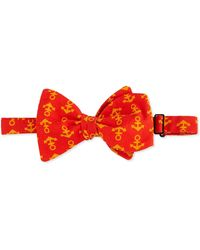 Mo's Bows - Bow & Anchor Bow Tie - Lyst