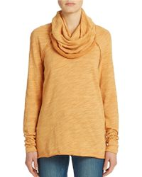 Free People Cocoon Pullover - Lyst