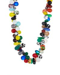Linda Lee Johnson - Mali Wedding Bead Necklace - Lyst