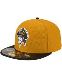 New Era Pittsburgh Pirates Mlb Diamond Era 59Fifty Cap - Lyst