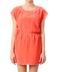 Paul & Joe Sister Silk Dress - Klara - Lyst