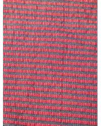 Alexander Olch - Round Striped Handkerchief - Lyst