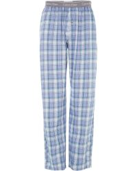 Calvin Klein All Over Print Logo Pant - Lyst