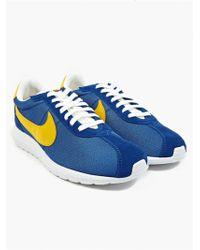 Nike Men'S Blue Roshe Ld-1000 Sp Sneakers - Lyst
