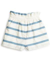 Mara Hoffman - Striped Shorts - Lyst