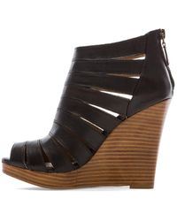 Splendid Bailey Wedged Sandals - Lyst