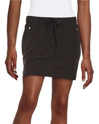 Marc New York - Active Drawstring Skort - Lyst