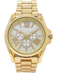 Forever 21 - Roman Numeral Chronograph Watch - Lyst