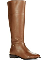 Cole Haan Primrose Riding Boots - Lyst