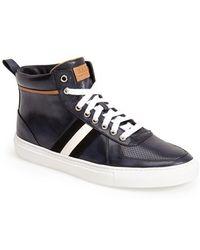 Bally 'Hervey' Leather Sneaker - Lyst