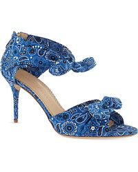 Charlotte Olympia Patty Heeled Sandals - For Women - Lyst