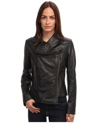 Vivienne Westwood Red Label Leather Jacket - Lyst