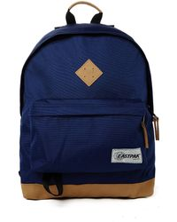Eastpak Wyoming Authentic Into The Out - Blue - Lyst