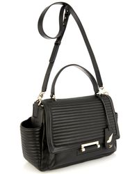 Diane Von Furstenberg 440 Courier Rail Shoulder Bag - Lyst