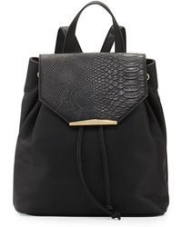 Danielle Nicole Sloane Small Faux-leather Backpack - Lyst