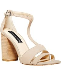 Steven by Steve Madden Olyvia High-Heel Sandals - Lyst