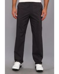 Calvin Klein Glen Plaid Tech Poplin Pant - Lyst