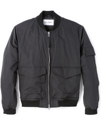 Our Legacy Patch Pocket Bomber Jacket - Lyst