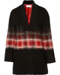 Thakoon Addition - Printed Wool-Blend Jacket - Lyst
