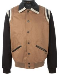 Diesel 'J-Toku' Jacket brown - Lyst