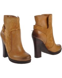 Jessica Simpson Ankle Boots - Lyst