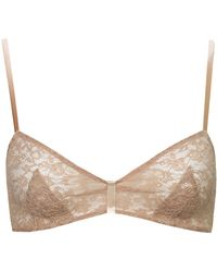 Morgan Lane | Tati Bra In Nude Ballet | Lyst