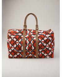 Vivienne Westwood - Squiggle Weekender Bag - Lyst